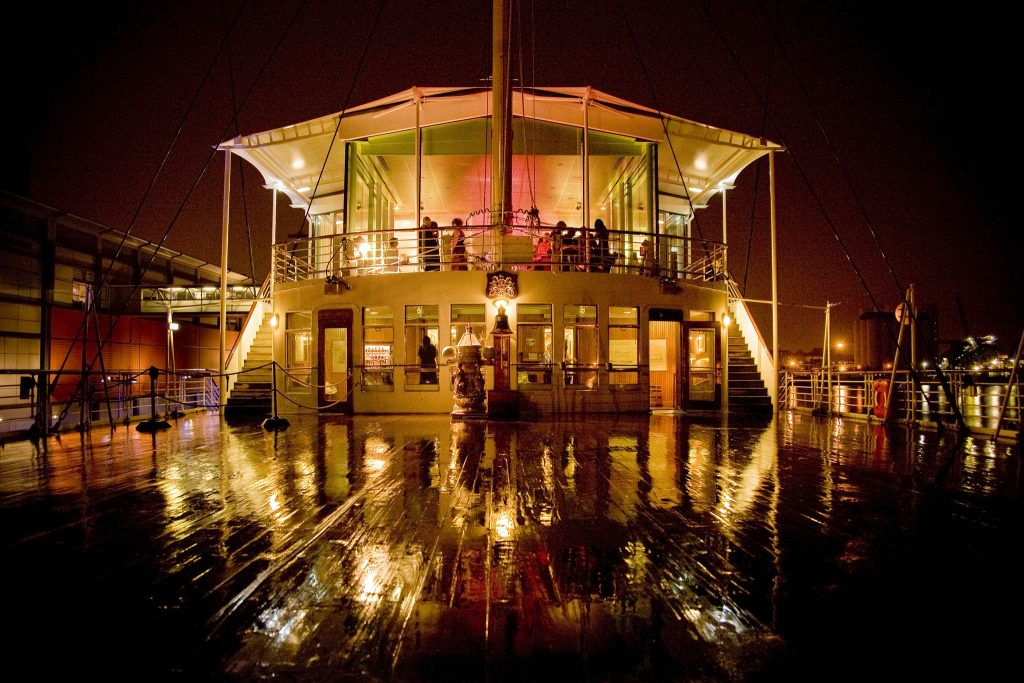 HMY Britannia | Courtesy Of Royal Yacht Britannia / This Is Edinburgh