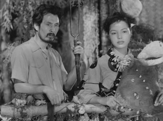 Losing their Eden: Tadashi Suganuma and Akemi Negishi | © Kino Lorber