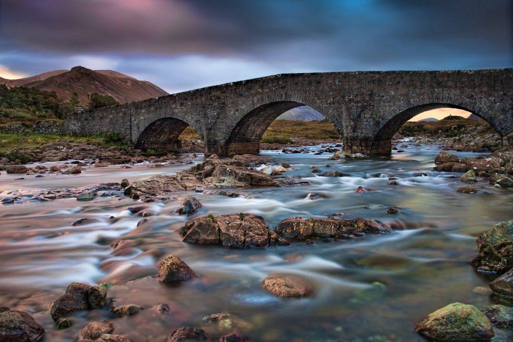 The 10 Most Beautiful Bridges In Scotland