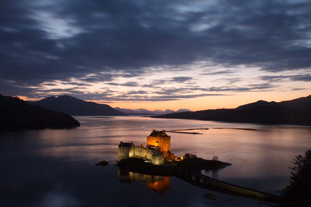 Eilean Donan Castle, Scotland | ©Petr Meissner/Flickr