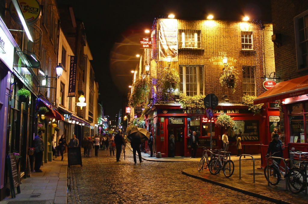 Temple Bar, Dublin | © René Silvio H./Flickr