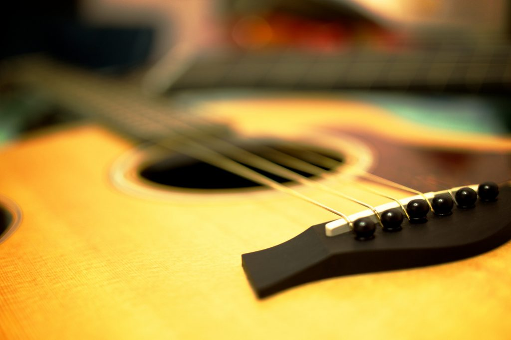 Guitar | © JOHNNY LAI/Flickr