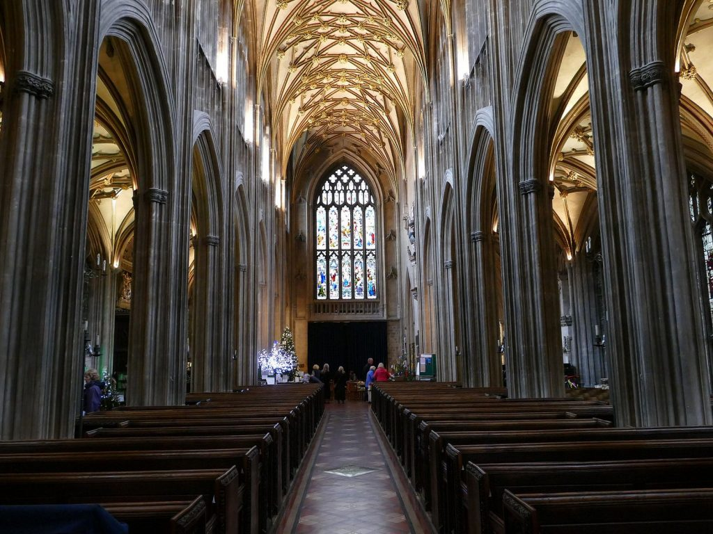 The 11 most impressive buildings in bristol uk for St mary redcliffe swimming pool