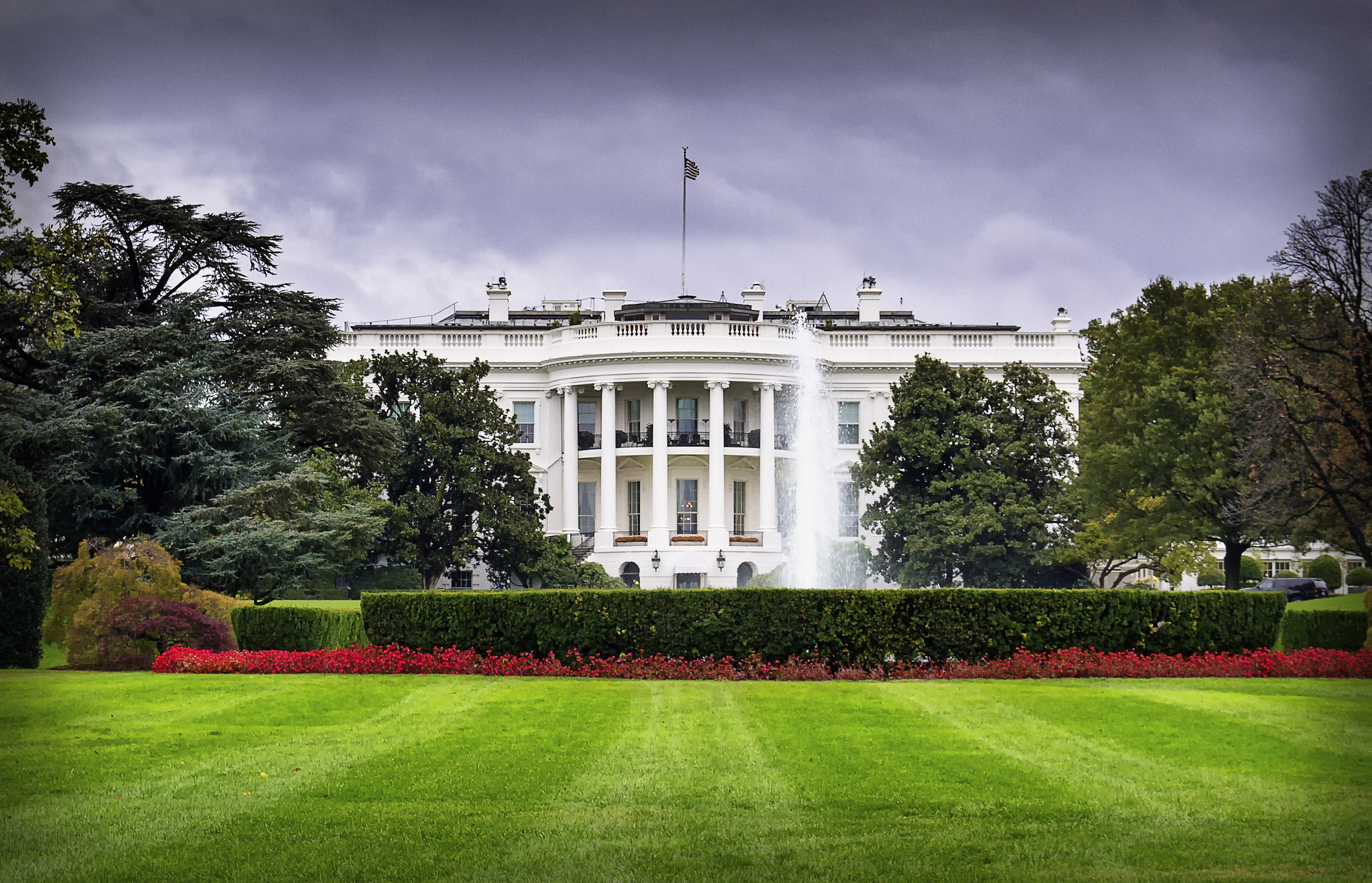White House | © Diego Cambiaso / Flickr