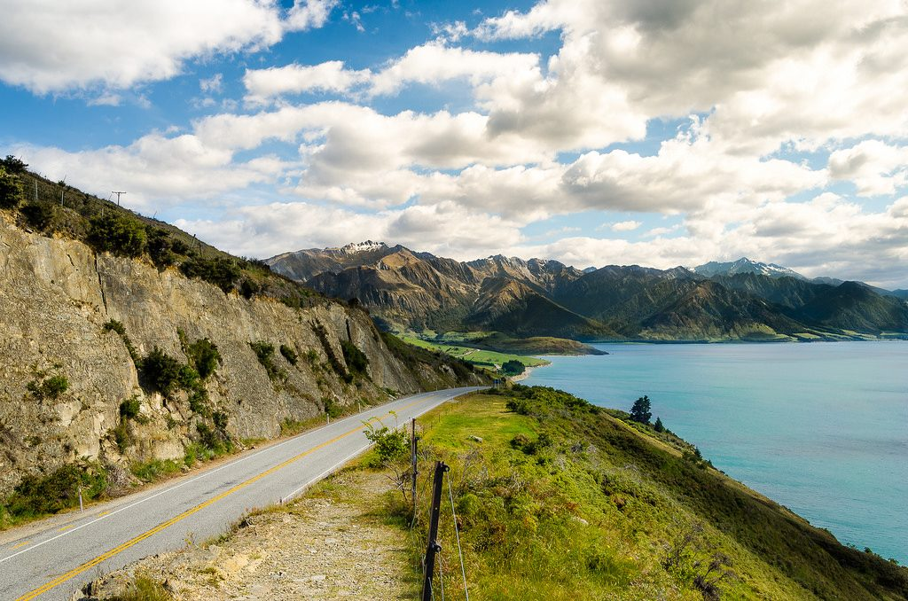 Lake Wanaka, New Zealand | © Ghislain Mary/Flickr