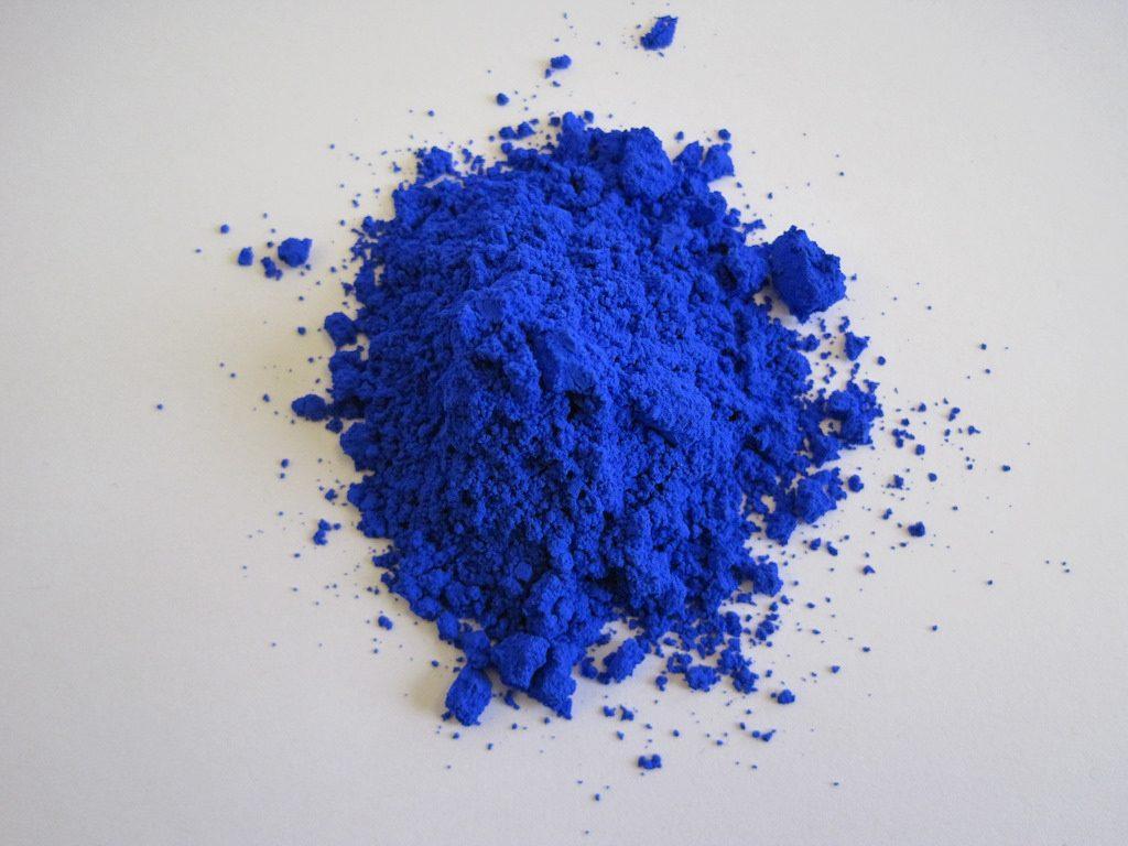 Blue Pigment | © Oregon State University