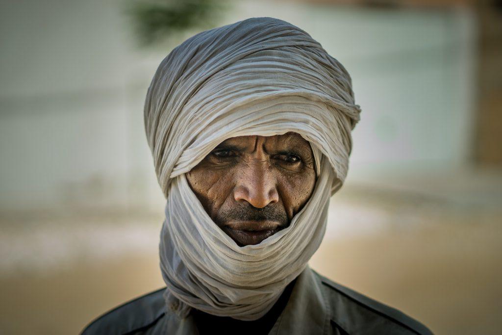 Nouakchott Street Portrait, Mauritania | © Mark Fischer/Flickr