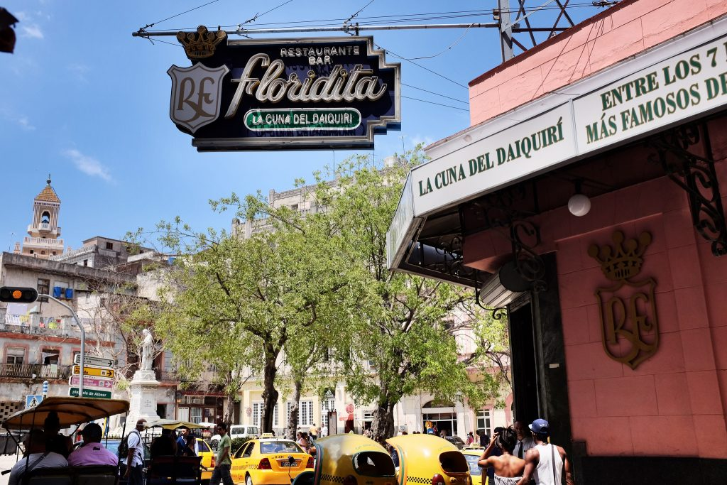 El Floridita bar | © Chris Martin / Flickr