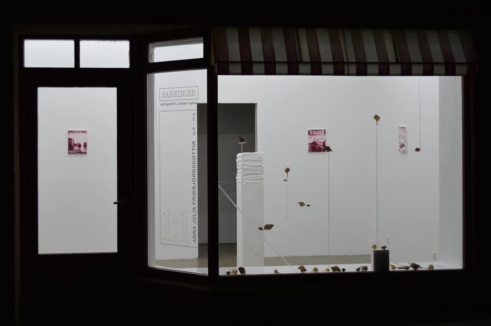 Anna Júlía Friðbjörnsdóttir, 1:1, Exhibition View, 2016 | Courtesy of the artist.