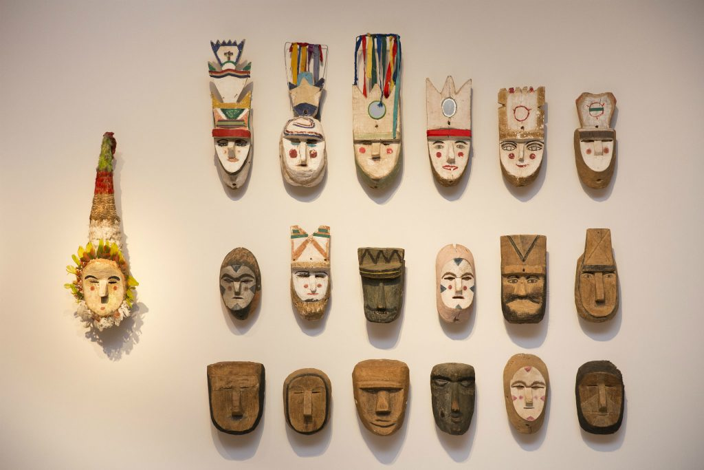 "<a href=""https://www.flickr.com/photos/culturaargentina/"">Tribal masks 