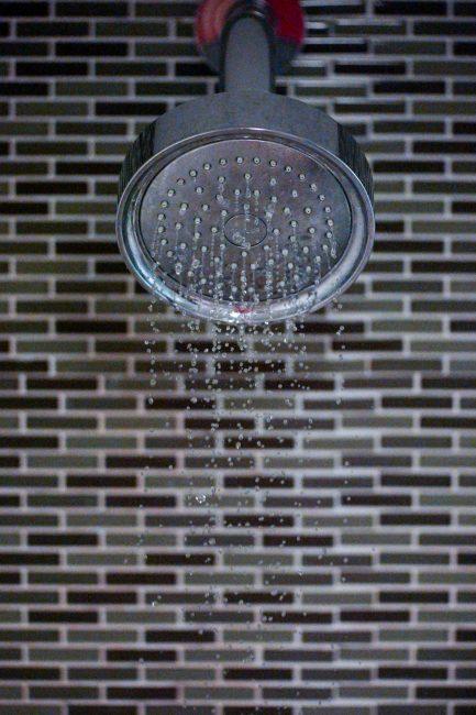 Kohler Shower | © Nan Palmero/Flickr