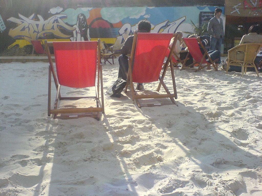 Brick Lane beach
