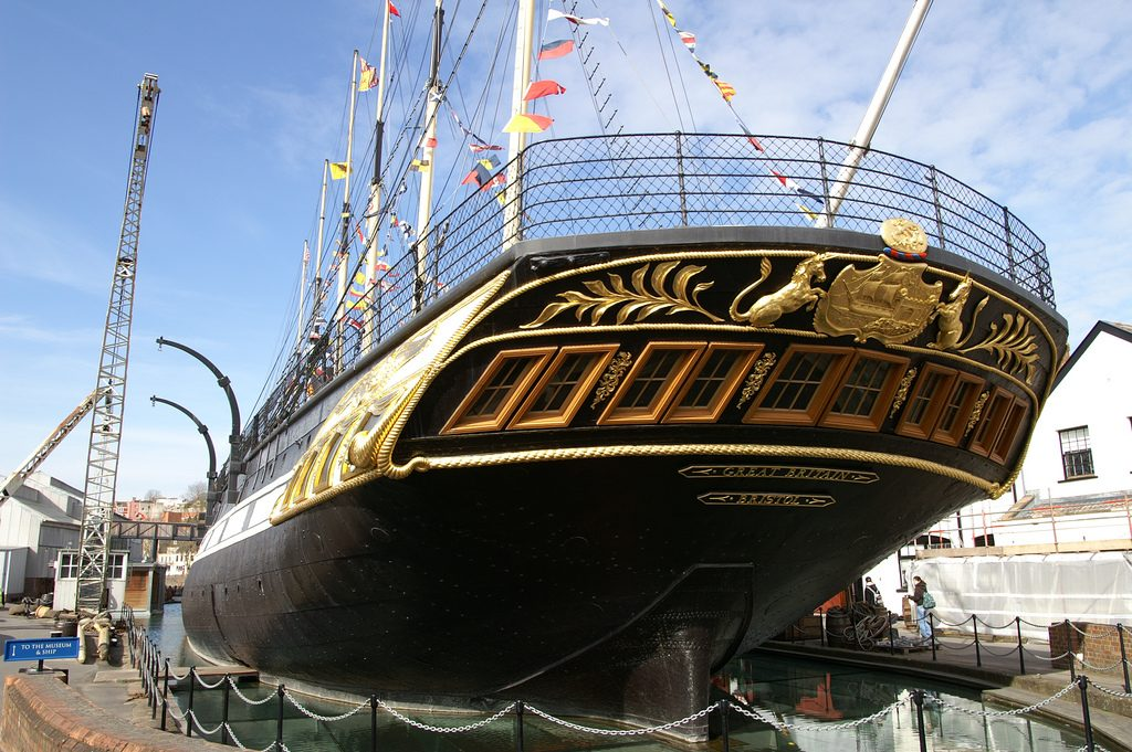 SS Great Britain © David Merrett/Flickr