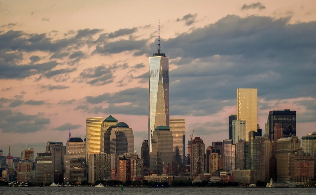 Freedom Tower | © Phil Dolby / Flickr