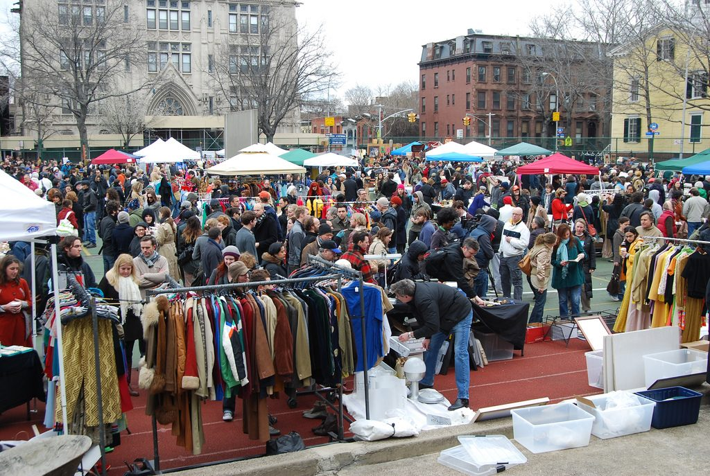 Brooklyn Flea | dumbonyc/Flickr