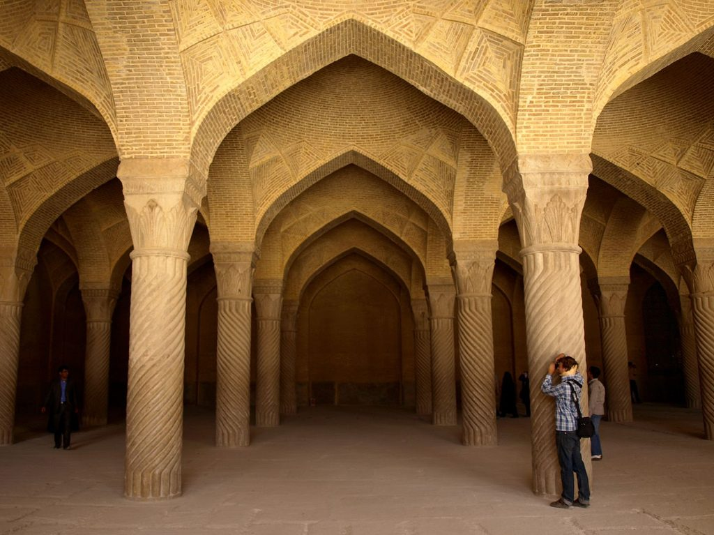 Vakil Mosque in Shiraz | © Morten Knutsen / Flickr