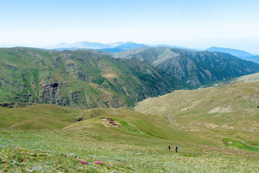 Hikers in the Mazandaran province | © Zabara Alexander/ Flickr