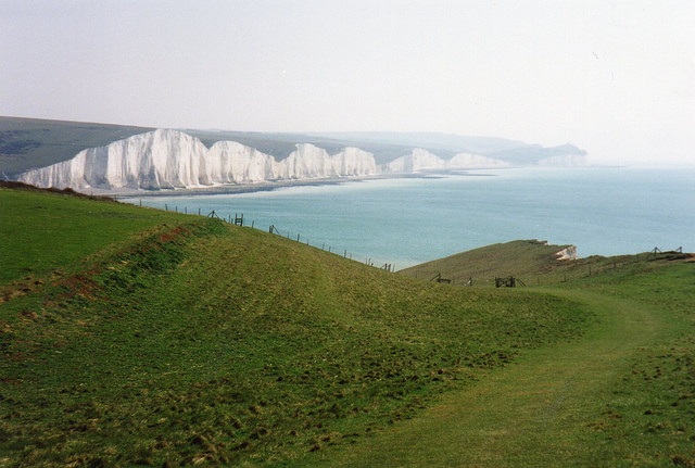 Seven Sisters | © Andrew Bone/Flickr