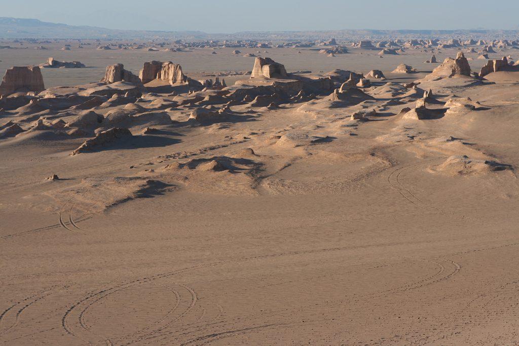 The Lut Desert | © Ninara / Flickr