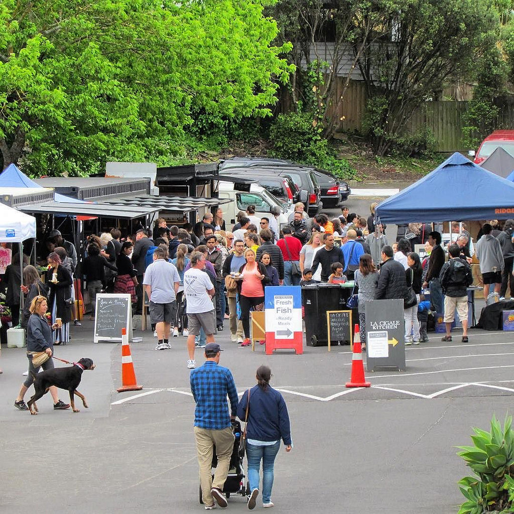 The Best Markets In Auckland, New Zealand
