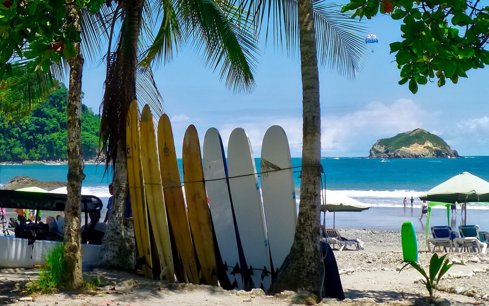 Playa Maracas, Quepos | © F Delventhal / Flickr