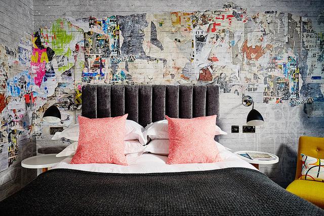 Room at Malmaison | Courtesy of Malmaison, Brighton