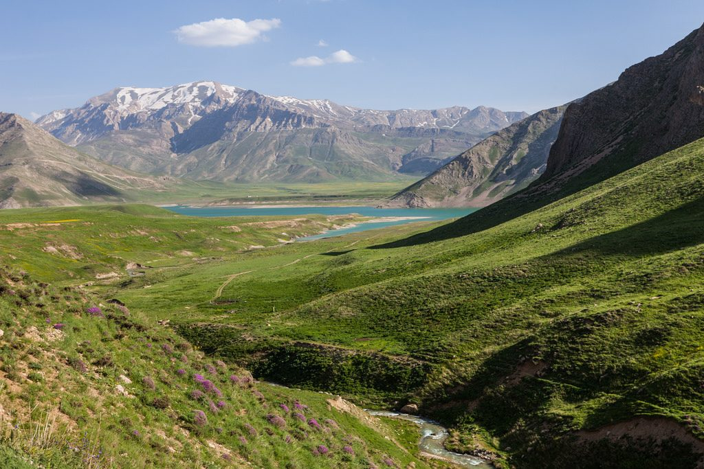 Lar National Park is best visited in the spring | © Ninara / Flickr