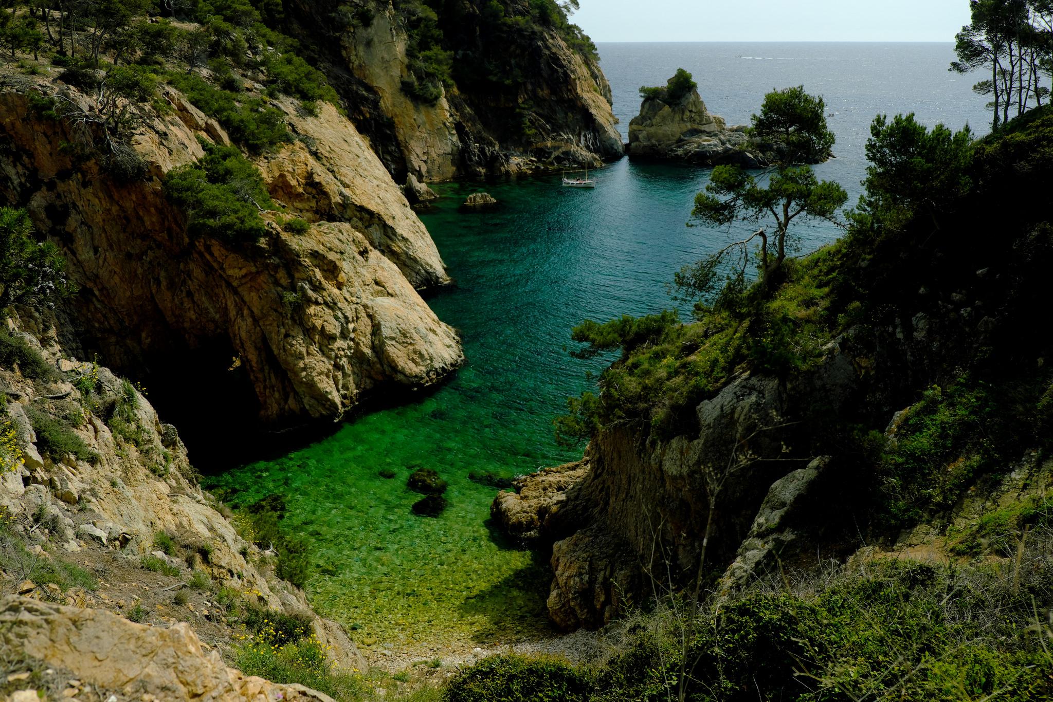 The Costa Brava © L'Oriol.
