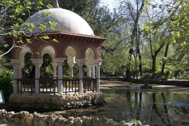 "<a href=""https://www.flickr.com/photos/bly_wirawan/"">Seville's Maria Luisa Park is particularly beautiful in spring 