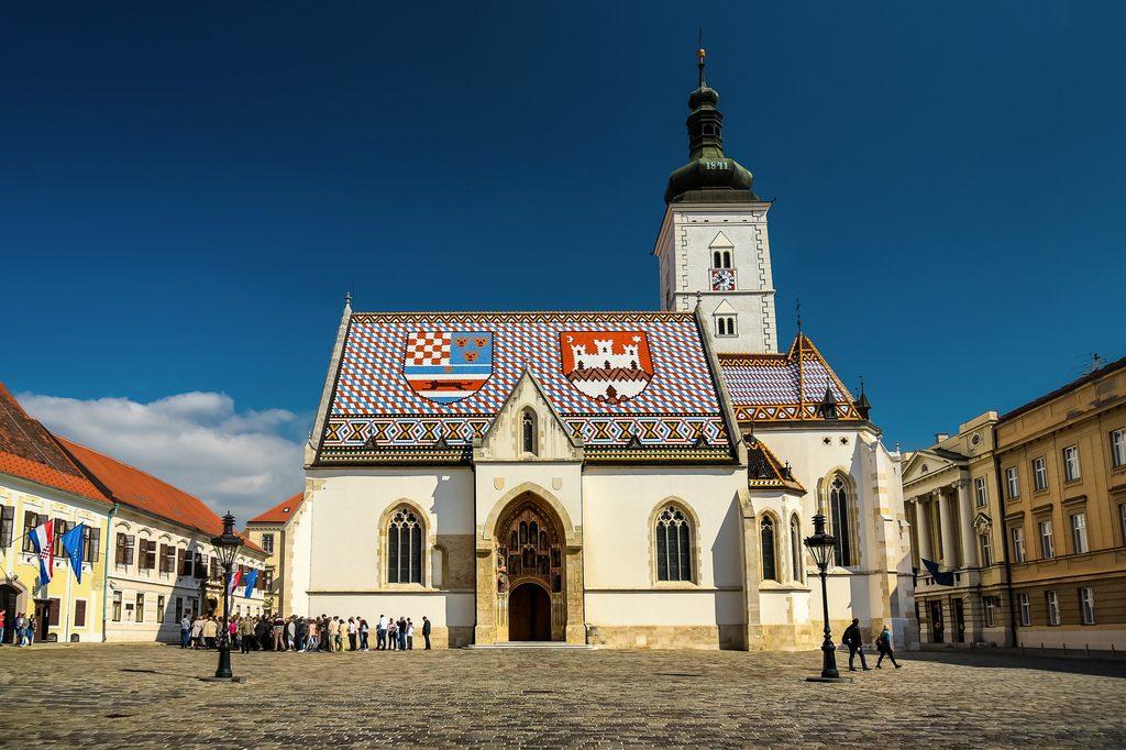 Zagreb, Croatia | ©Jorge Franganillo/Flickr