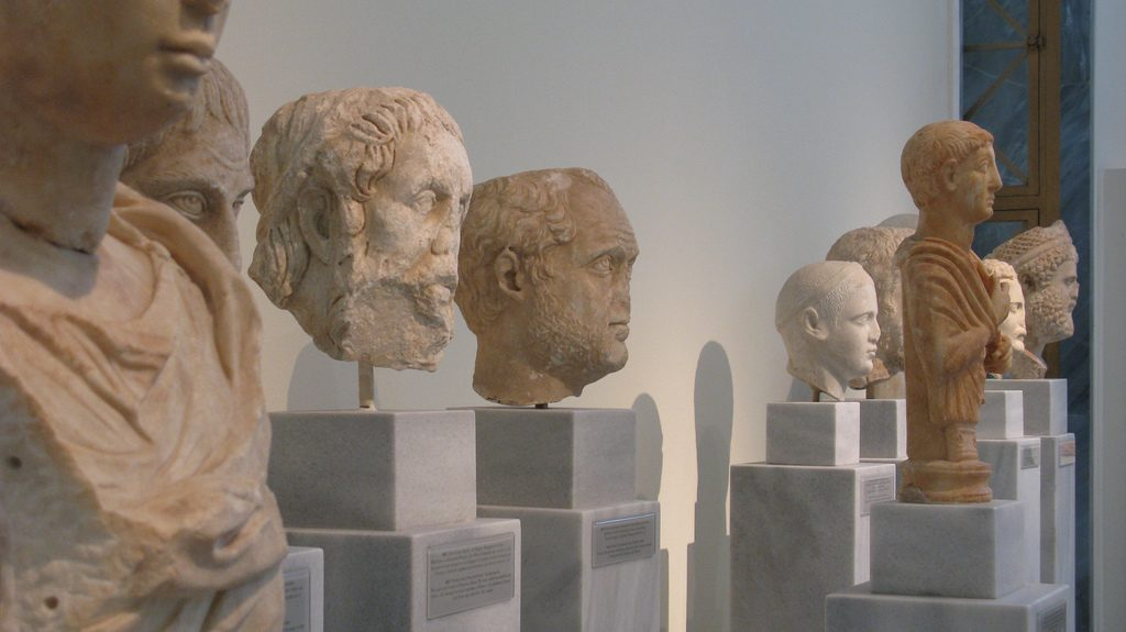 Where to Find the Top Museums in Greece