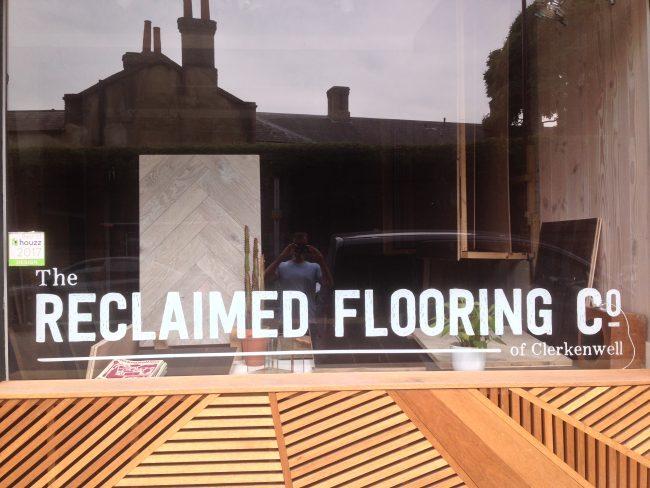 Reclaimed Flooring Company | © TA/Flickr