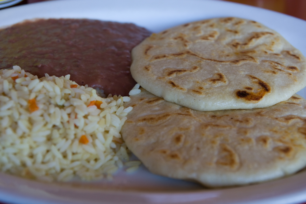 Pupusas | © Jennifer Woodard Madera / Flickr