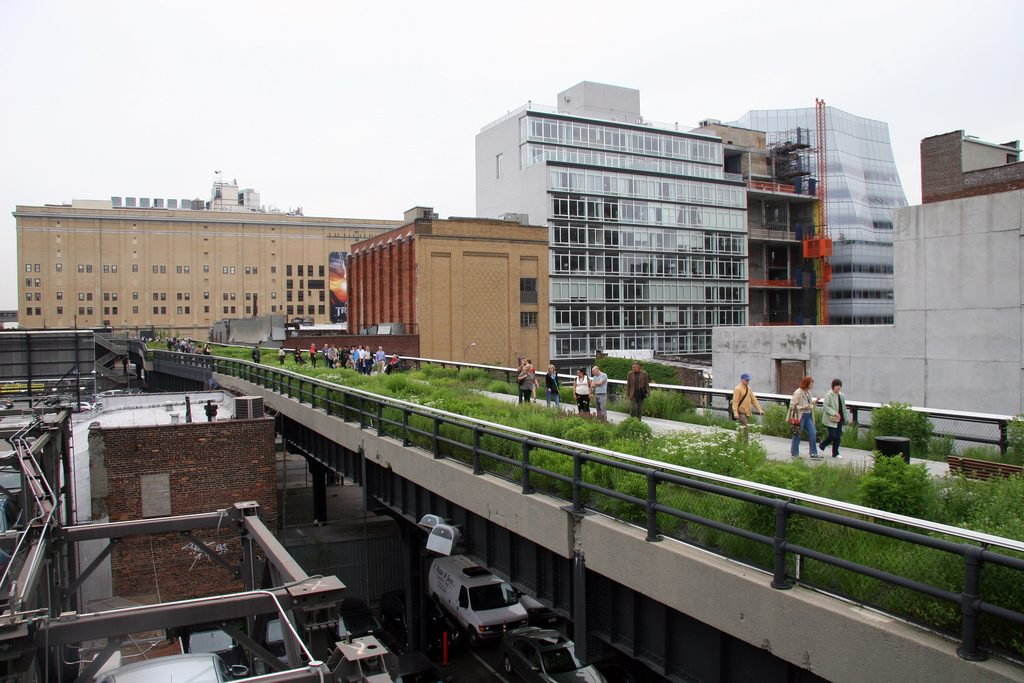 The High Line | joevare/Flickr