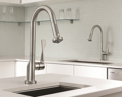 Hansgrohe Kitchen | © colorhome/Flickr