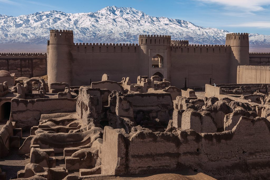 Rayen Citadel in Kerman province | © Ninara / Flickr