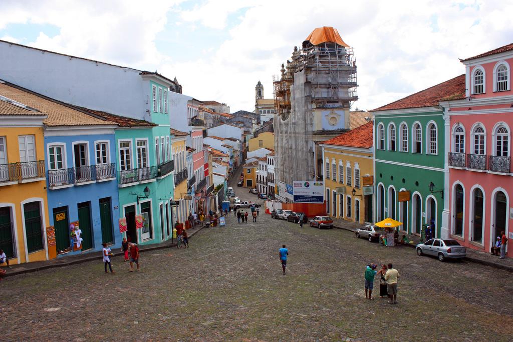 Pelourinho, Salvador |© Eduardo Pelosi/Flickr