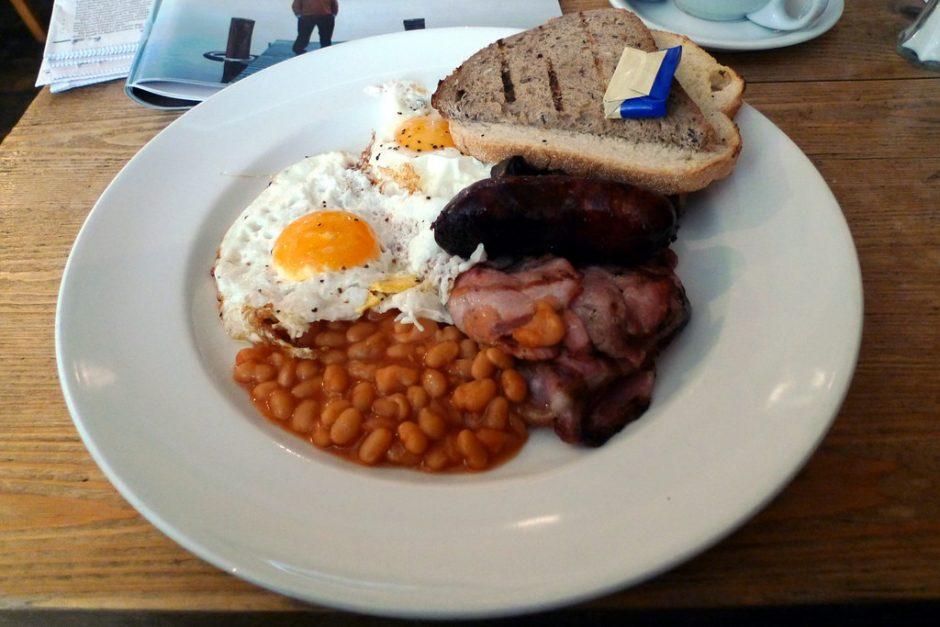 Fry up at Elk in the Woods