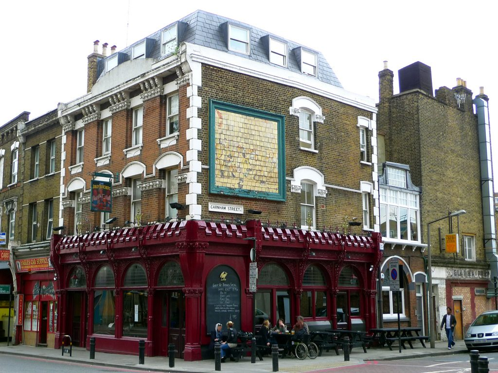 Pub in Stoke Newington
