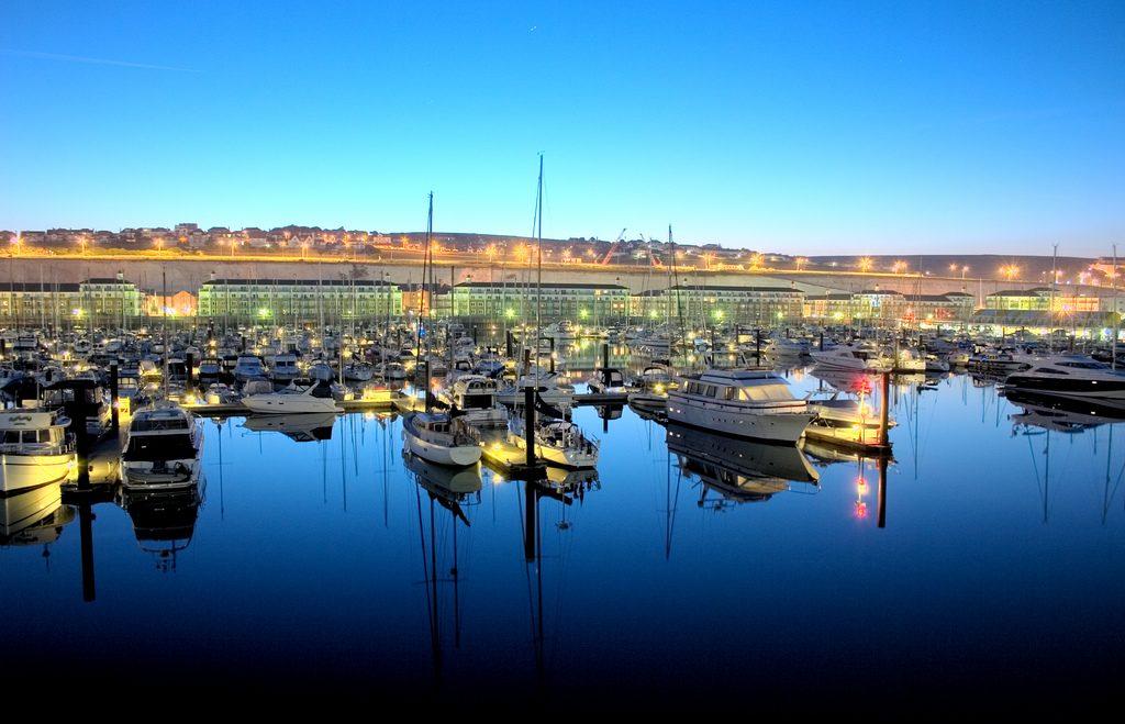 Brighton Marina | ©Dominic Alves