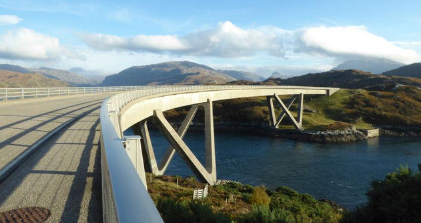 Kylesku Bridge | © Carron K / Geograph