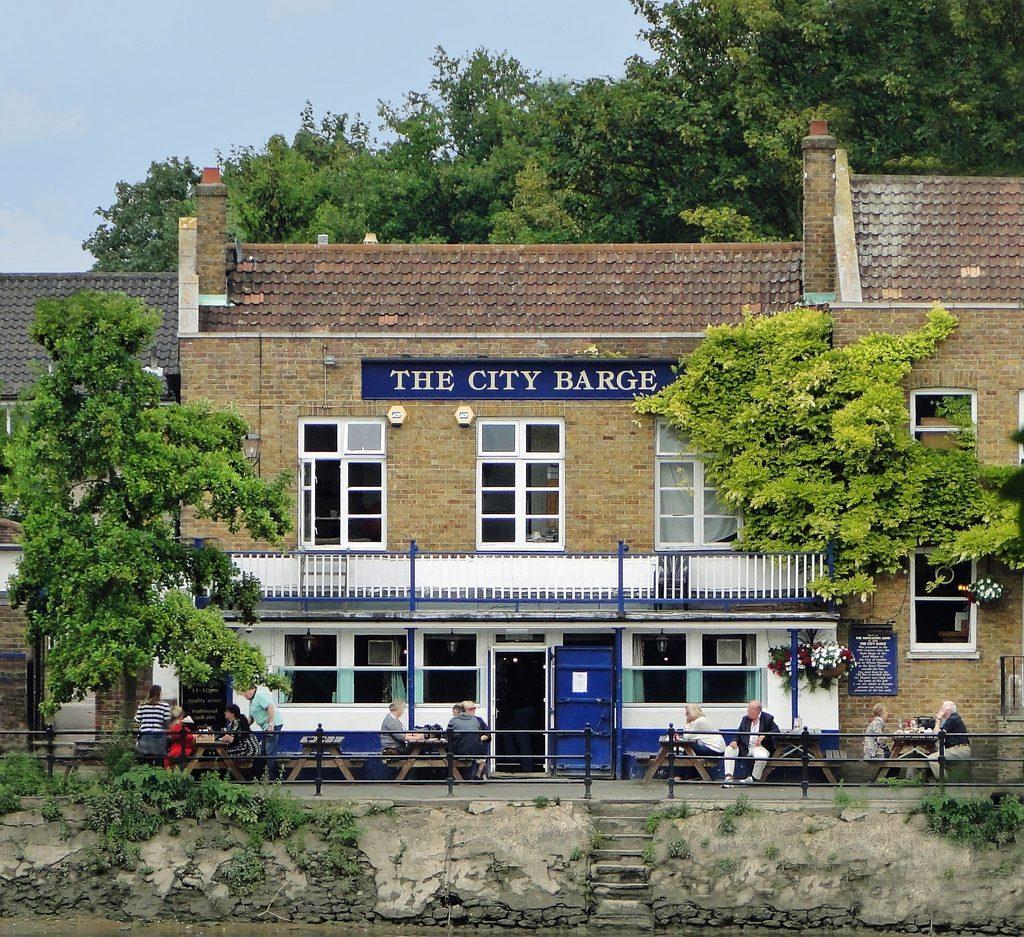 City Barge pub