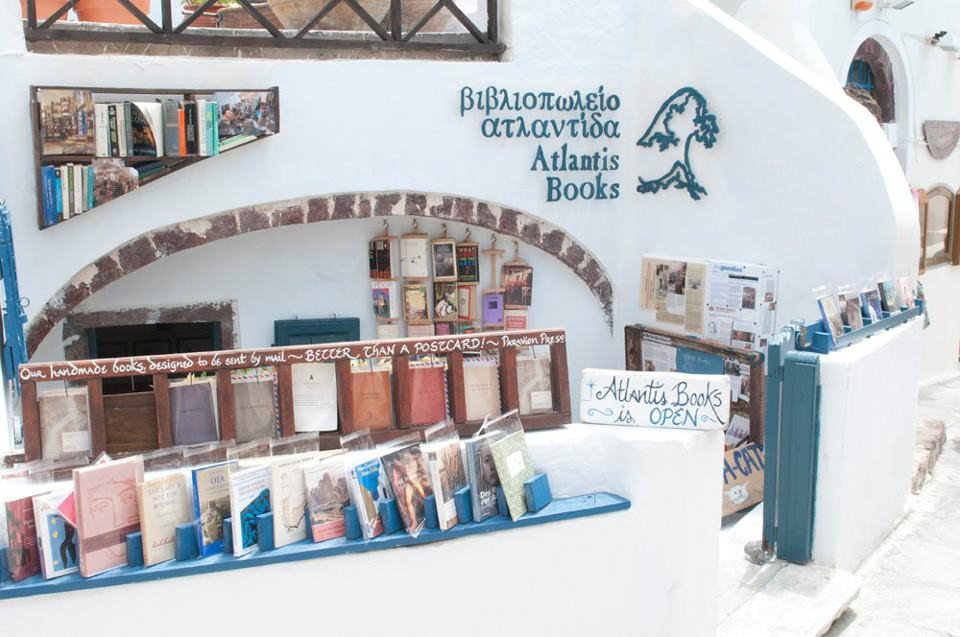 Atlantis Books | Courtesy of Atlantis Books