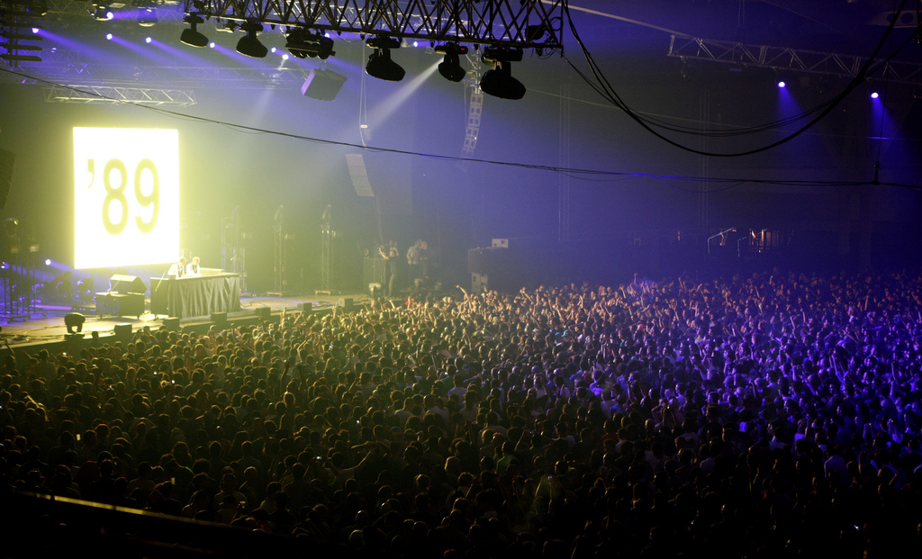 Sónar is the largest electronic music festival in Europe © Oh-Barcelona.com