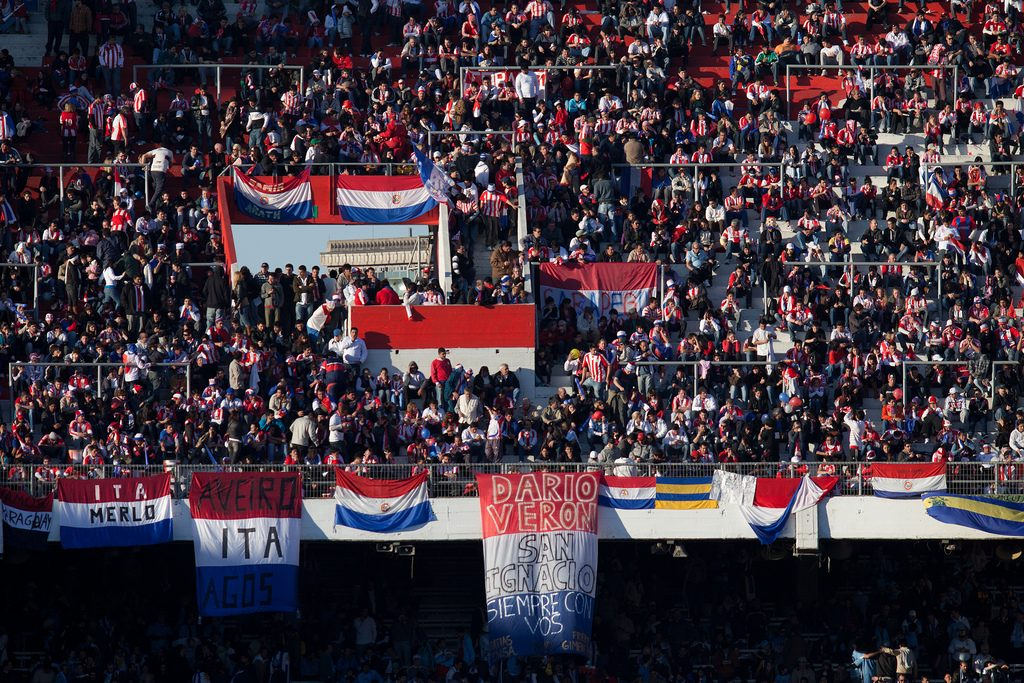 """<a href=""""https://www.flickr.com/photos/jikatu/"""">Paraguay's beautiful game 