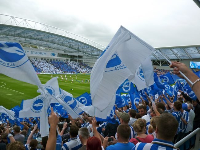 Brighton and Hove Albion | © James Boyes/Flickr