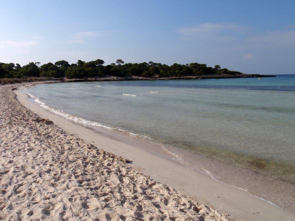 "<a href=""https://upload.wikimedia.org/wikipedia/commons/e/ec/Menorca_-_Arenal_de_Son_Saura.jpg"">Son Saura | © Daniel Lobo/WikiCommons</a>"