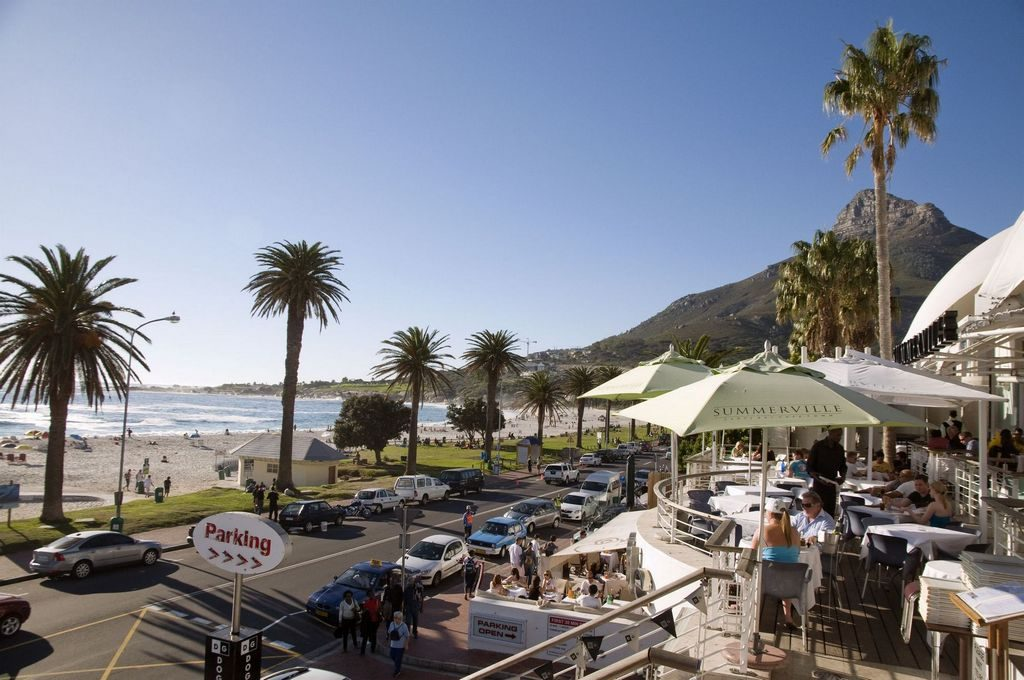 cape town 39 s best restaurants with an ocean view. Black Bedroom Furniture Sets. Home Design Ideas