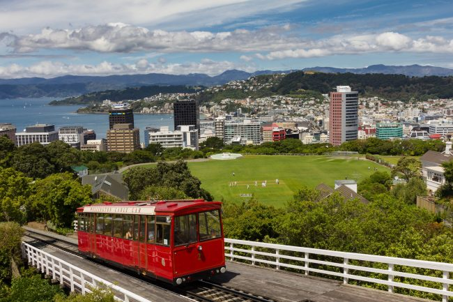 A Brief History Of Wellington S Cable Car