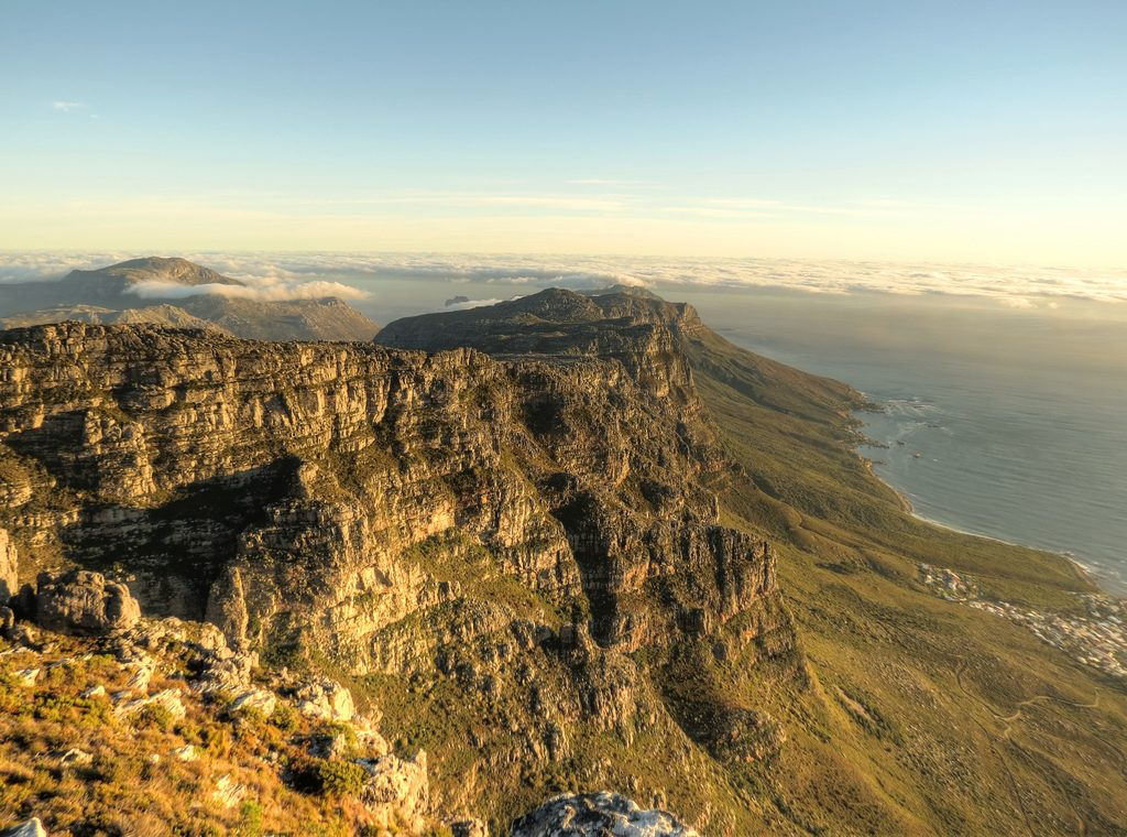 Table Top Mountain | © Malcolm Manners/Flickr